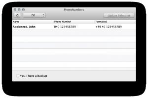 phonenumbers-screenshot
