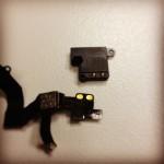 iPhone 5 Earpiece - Frontcamera